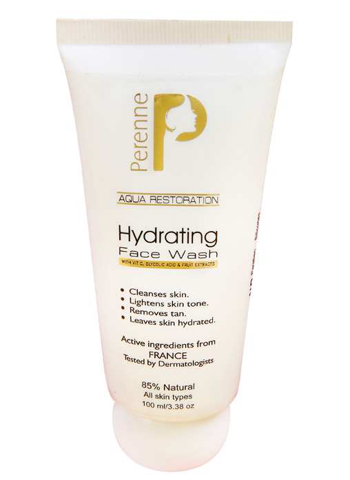 Perenne Hydrating Face Wash
