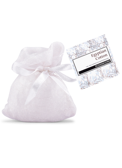 Rosemoore White Egyptian Cotton Scent Sack