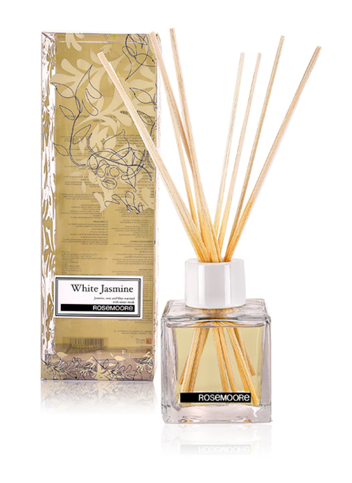 Rosemoore White Jasmine Scented Reed Diffuser