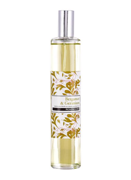 Rosemoore Green Bergamot and Geranium Home Scent