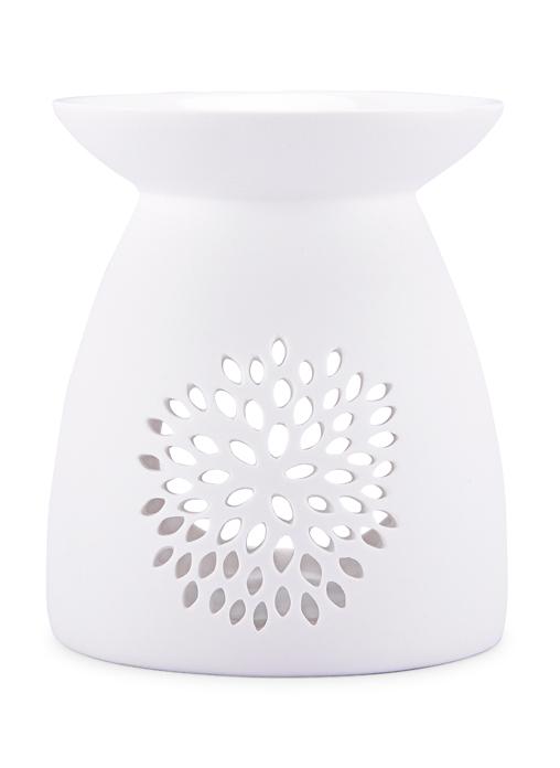 Rosemoore White Oil Burner Porcelain 1