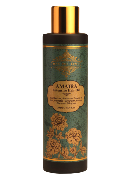 Royal Indulgence Amaira Intensive Hair Oil 200ml