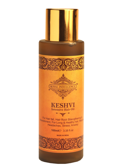 Royal Indulgence Keshvi Intensive Hair Oil 100ml