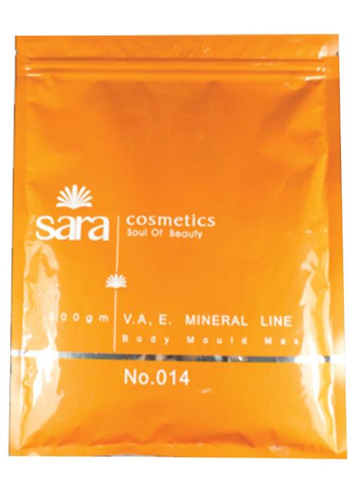 Sara Vitamin A & E Mineral line Body Mould Mask