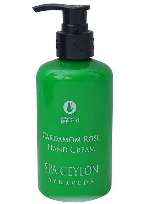 Spa Ceylon Cardamom Rose Hand Cream