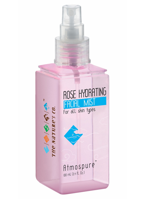 The Nature's Co Rose Hydrating Facial Mist