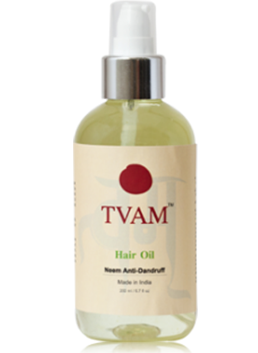Tvam Hair Oil - Neem Anti-Dandruff