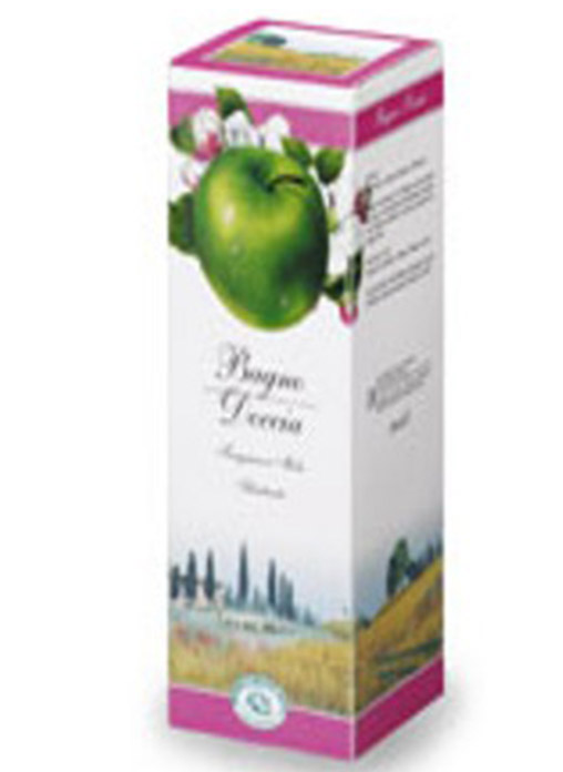Bottega Di Lungavita Linea Casolare Green Apple Bath and Shower Gel