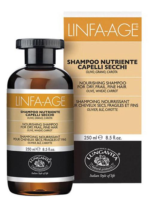 Bottega Di Lungavita Linfa Age Shampoo for Dry Hair