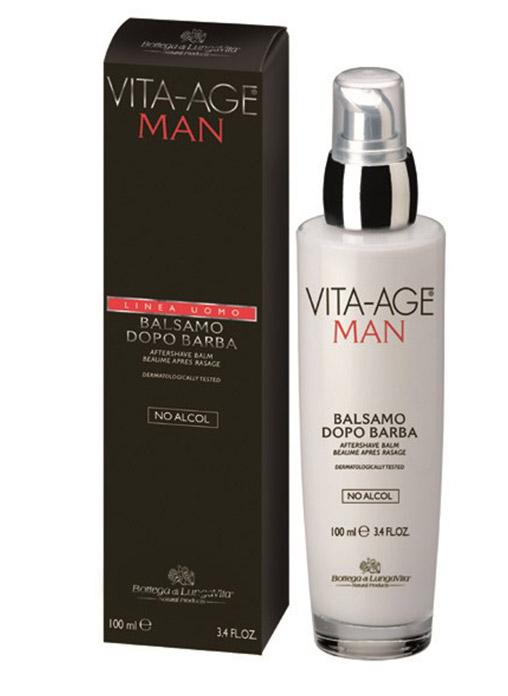 Bottega Di Lungavita Vita Age Uomo after Shave Balm