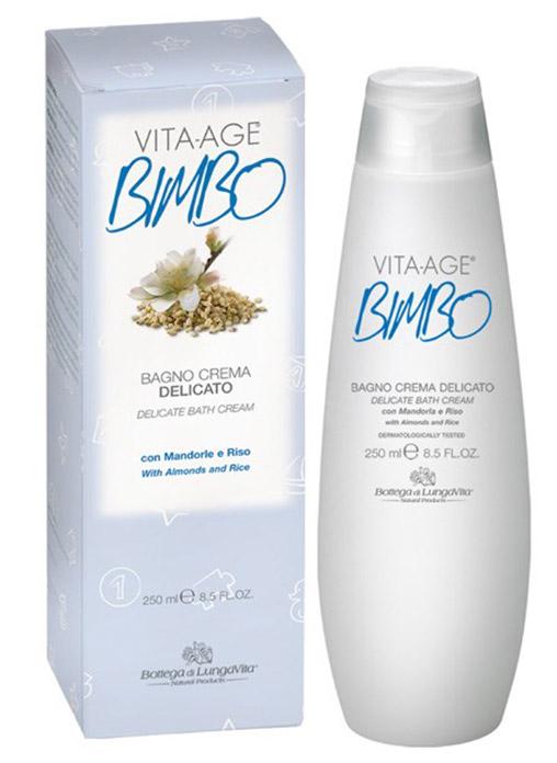 Bottega Di Lungavita Vita Age BIMBO - Delicate Bath Cream