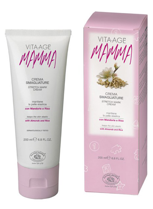 Bottega Di Lungavita Vita Age MAMMA Stretch Mark Cream
