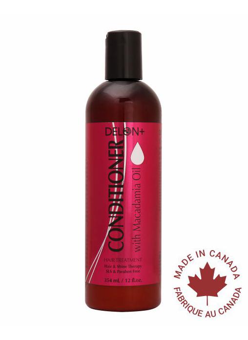 Delon Conditioner Macadamia Oil