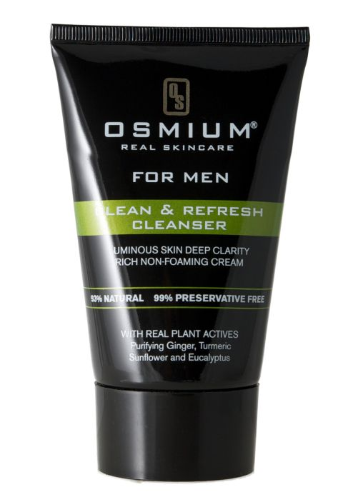 Osmium Clean Refresh Cleanser - 125ml