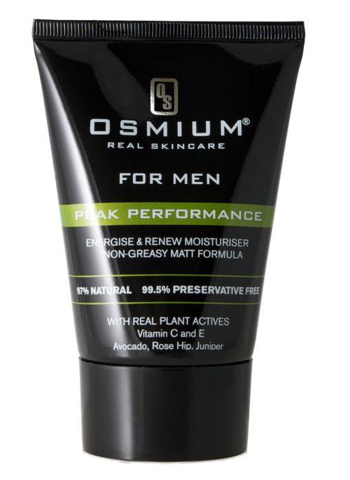 Osmium Peak Performance