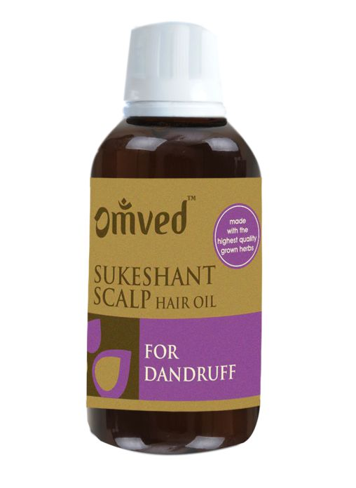 Omved Sukeshant Hair Oil