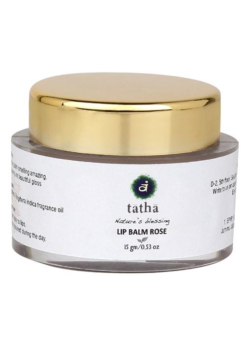 Tatha Lip Balm Rose