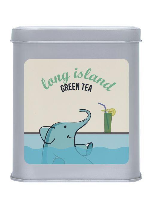 Tea Trunk Long Island Green Tea