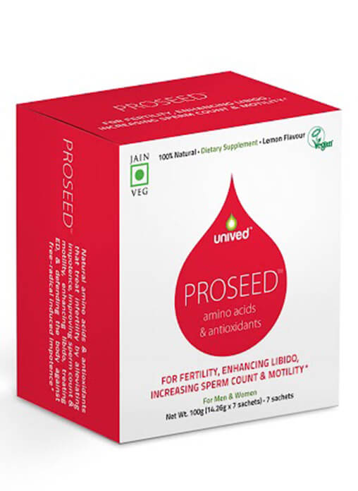 Unived Proseed - Multivitamin