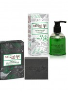 Natural Vibes - Tea Tree and Activated charcoal Bath and Body