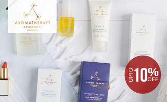 Aromatherapy Associates natural skin care and bath care products Lovely Lifestyle India