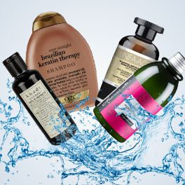 Top Sulphate SLS Free Hair Shampoo