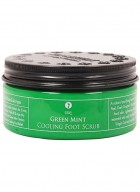 Spa Ceylon Green Mint Cooling Foot Scrub