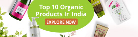 top 10 organic products in india
